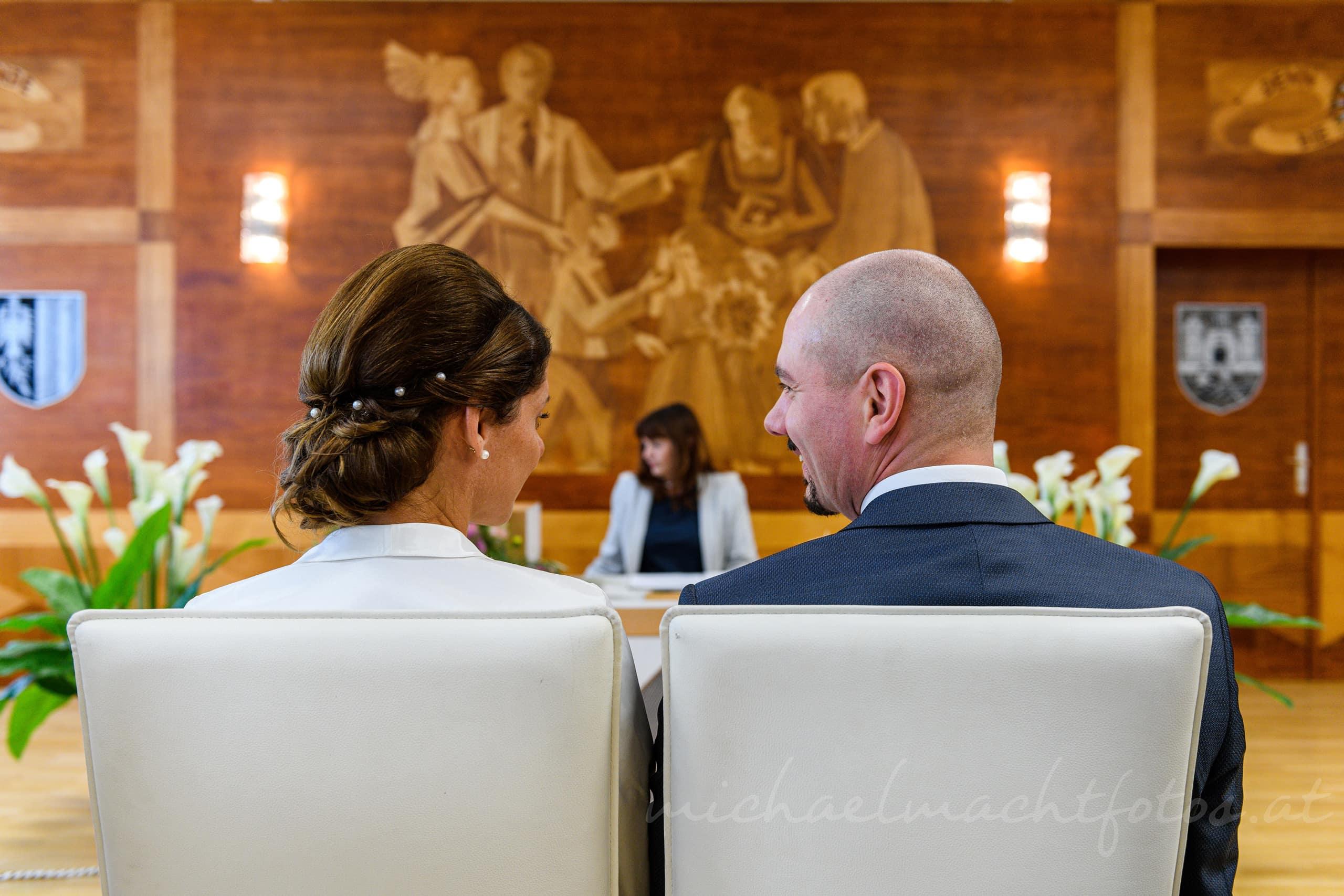 emotionale Hochzeitsfotos Linz